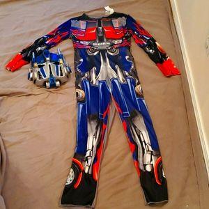 Transformer Optimus Prime costume L 10-12
